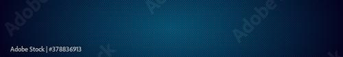 Fototapeta Panoramic texture of black and blue carbon fiber obraz