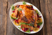 Thanksgiving Day Traditional D...