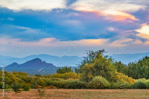 Moutains Landscape, La Rioja Province, Argentina
