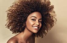 Beautiful Black Woman . Beauty...