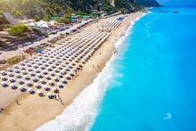 The Popular Kathisma Beach On ...