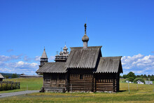 View Of The Wooden Chapel Of T...