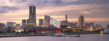 View On Yokohama Minato Mirai ...
