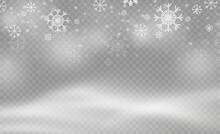Christmas Snow Falling.