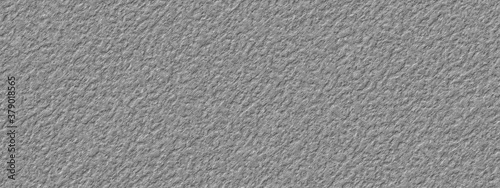 Valokuva Abstract gray stone wall, background - in the form of a rough embossed stone sur