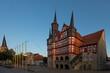 canvas print picture - Rathaus Duderstadt