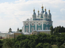 Smolensk Cathedral.