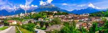 Breathtaking Panorama Of Beaut...