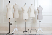 Professional Mannequin For Sewing Atelier