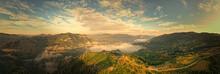 Landscape From Rhodope Mountai...