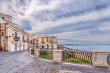 Syracuse Sicily/ Italy -April ...