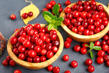 Red Wild Forest Berry - Lingon...