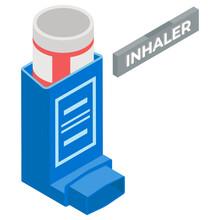 Asthma Inhaler Device, Isomet...