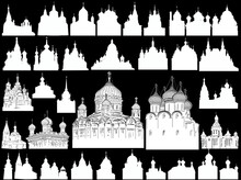 Large Collection Of Church And...