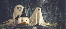 Happy Halloween Holiday. Hallo...