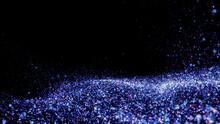 Purple Stardust Particles, Com...