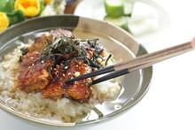 Japanese Food, Grilled Uragi E...