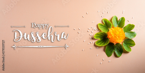 Fotomural Happy Dussehra