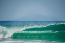 Wellen Atlantischer Ocean Surf...