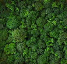 Broccoli Cabbage Inflorescence...