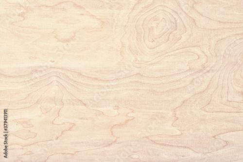 Billede på lærred light brown wood texture, plank surface. old wooden background.