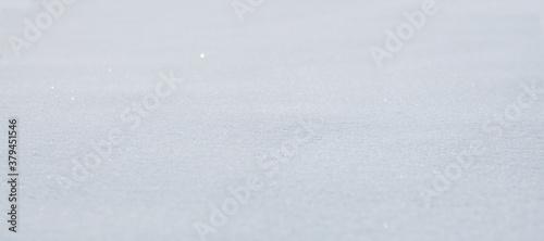 Fototapeta Snow, Winter White Background