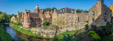 Panorama Of The Dean Village I...