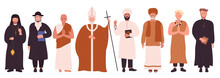 People Of Different Religions ...