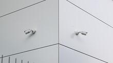 Kamery Na Budynku. Monitoring ...