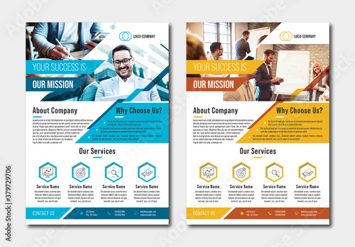 Business Flyer Layout
