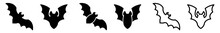 Bat Icon Black | Flying Bats I...