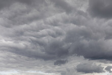 Terrible Thunderclouds. Backgr...