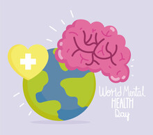World Mental Health Day, Human...