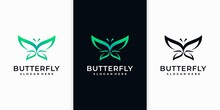 Awesome Butterfly Logo Collection,