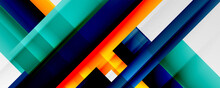 Geometric Abstract Backgrounds...