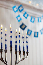 Holidays: Focus On Menorah Can...
