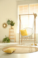 Comfortable Hammock Chair In S...