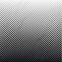 Abstract Warped Diagonal Strip...