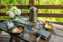 アウトドア料理 Camp F...