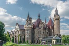 View Of The Zamek W Mosznej. M...