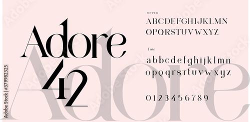 Photo Adore font Set
