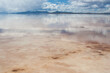 Uyuni, the world's largest salt flat