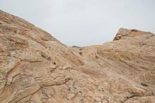 Detail Of Sandstone Tock Formations