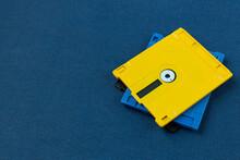 Diskette For Disk System Vinta...