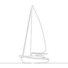 Boat Dinghy Yacht Sailboat Sai...