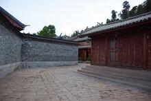 Heritage Village Of Lijang In Yunnan China