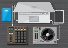 Audio Technician Workspace Design