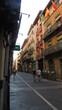 PAMPLONA, SPAIN - Jun 24, 2020: Summer walks in Pamplona.