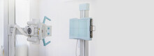 A Radiography X-ray Machine In...