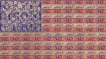 American Flag Currency